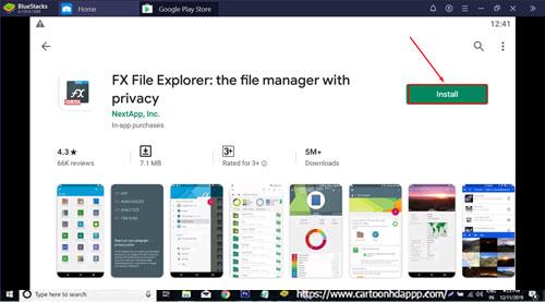 FX File Explorer For PC Windows 10/8.1/8/7/XP/Vista & Mac Free Download