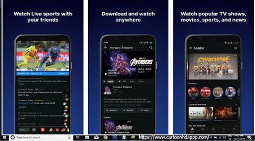 Hotstar App For PC Windows 10/8.1/8/7/XP/Vista & Mac