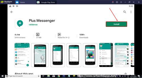 Plus Messenger For PC Windows 10/8.1/8/7/XP/Vista & Mac Download Free