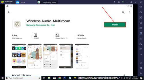 Samsung Multiroom App For PC Windows 10/8.1/8/7/XP/Vista & Mac Free Install