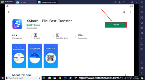 XShare For PC Windows 10/8.1/8/8/7/XP/Vista & Mac Free Install