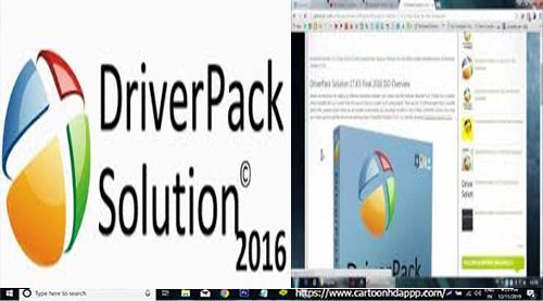 DriverPack Solution 16 for PC Windows 10/ 8.1/8/7/Mac/XP/Vista