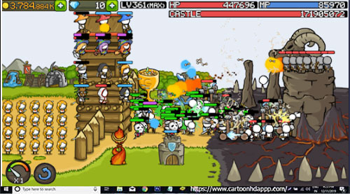 How to Play Grow Castle for PC Windows 10/8.1/8/7/ Mac/XP/Vista Free