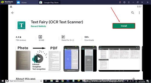 Text Fairy for PC Download/ Install On Windows 10/ 8/ 7/ Mac Free