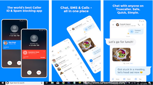 Truecaller for PC on Windows 10/8.1/8/7/Mac/XP/Vista