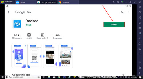 Yoosee for PC Windows 10/8.1/8/ 7/Mac/XP/Vista Free Download/ Install
