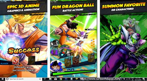 Dragon Ball Legends for PC Windows 10/8.1/8/7/ Mac/XP/Vista