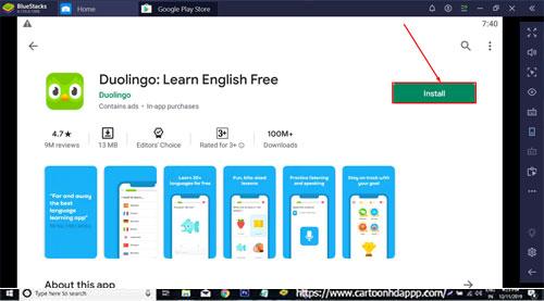 Duolingo Download for PC Windows 10/8.1/8/7/Mac/XP/Vsiata Free Install