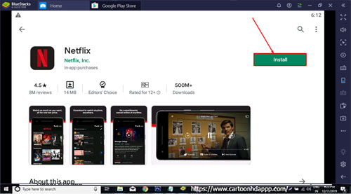 Netflix Download for PC Windows 10/8.1/8/7/Mac/XP/Vista Free Install