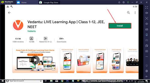 Vedantu App Download for PC Windows 10/8.1/8/ 7/Mac/Vista Free Install