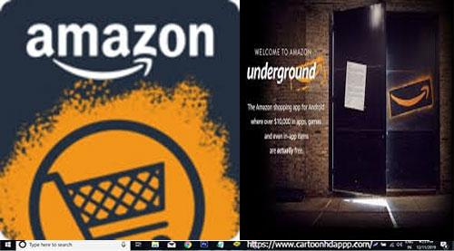 Amazon Underground for PC Windows 10/ 8.1/8/7/Mac/XP/Vista Free Download/ Install