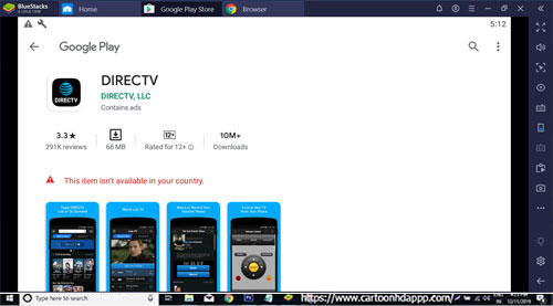 DirecTV Now App for PC Windows 10/8.1/8/ 7/Mac/XP/Vista Free Download/Install