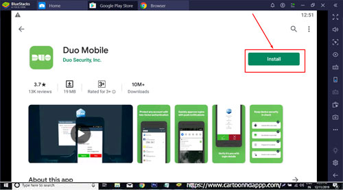 Duo Mobile App Download For Windows 10/8.1/8/7 PC/Mac/XP/Vista Free Install
