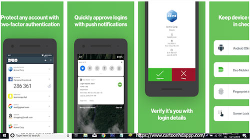 Duo Mobile App Download For Windows 10/8.1/8/7 PC/Mac/XP/Vista
