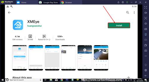 XMEye for PC Windows 10/8.1/8/7/Mac/XP/Vista Free Download/ Install