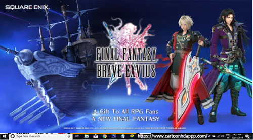Final Fantasy Brave Exvius For PC Windows 10/8.18/7/Mac/XP/Vista