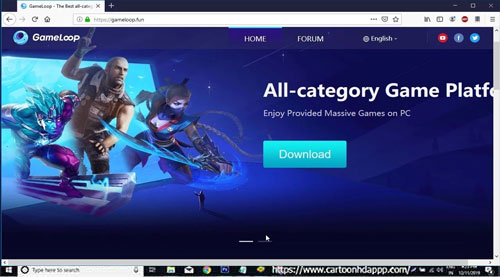 GameLoop Download for PC Windows 10/8.1/8/7/ Mac/XP/Vista Free Install Online