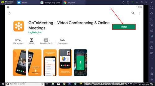GoToMeeting for Windows 10/8.1/8/7/PC/Mac/XP/Vista Free Download/ Install