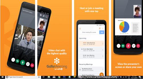 GoToMeeting for Windows 10/8.1/8/7/PC/Mac/XP/Vista