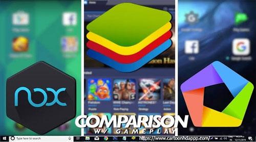 Lightweight Android Emulator for PC Windows 10/8.1/8/7/Mac/XP/Vista