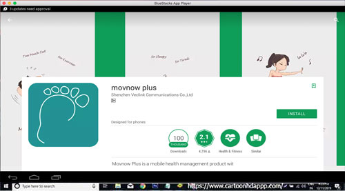 Movnow Plus for PC Windows 10/8.18/7/Mac/XP/Vista Free Download/Install