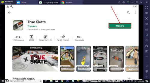 True Skate for PC Windows 10/8.1/8/7/Mac/XP/Vista Free Download/Install