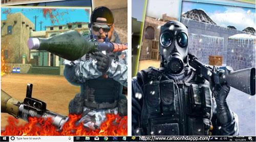 FPS Commando Shooting 3D for PC Windows 10/8.1/8/7/Mac/XP/Vista