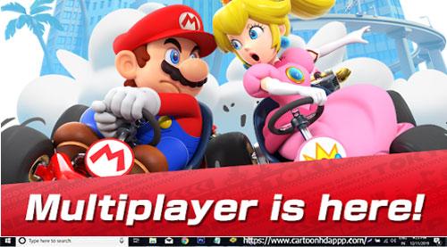 Mario Kart Tour Download for Windows 10/8.1/8/7 PC/Mac/XP/Vsita
