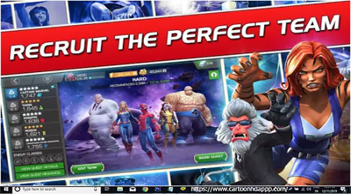Marvel Contest of Champions Download for Windows 10/8.1/8/7/Mac/XP/Vista