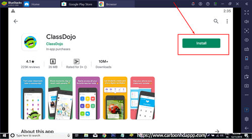 ClassDojo For Windows 10/8/7 PC Download for Free