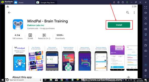 MindPal for Windows 10