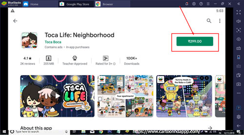 Toca Life: Neighborhood for Windows 10
