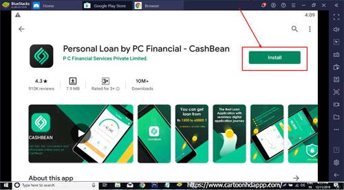 CashBin for Windows 10