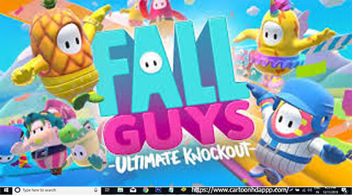 Fall guys game walkthrough for Windows 10