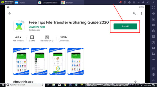 File Transfer and Sharing Guide 2020