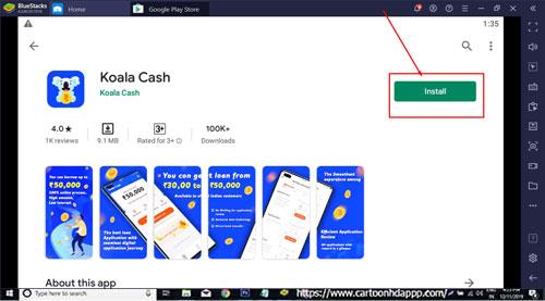 Koala Cash for Windows 10