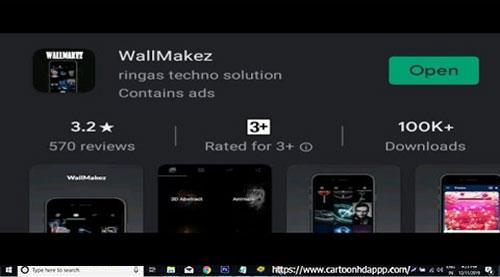 WallMakez for Windows 10