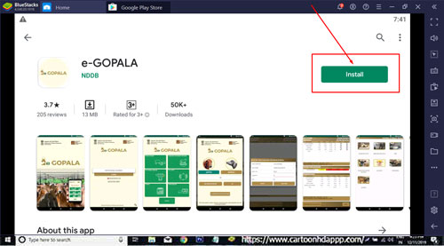 e-GOPALA for Windows 10