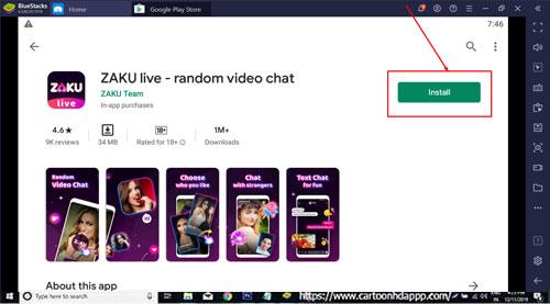 ZAKU live for Windows 10